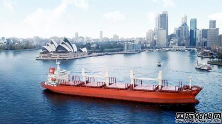 泛洋海运确认订造5艘散货船