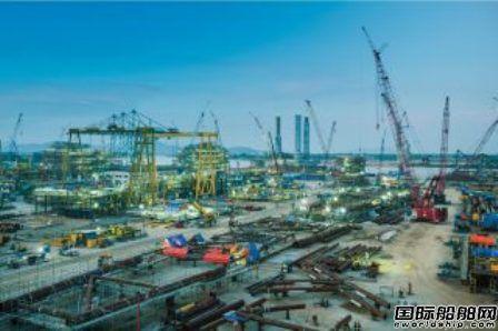 Sapura与Afcons联合获7亿美元海上平台建造合同