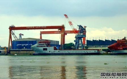 Cochin船厂接获6艘甲醇燃料工作船订单