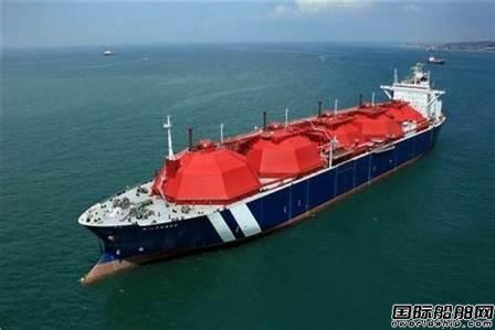 三家欧洲航运公司欲合资建立LNG航运企业