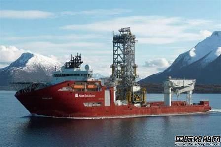 西门子首次为井口干预船升级电池方案