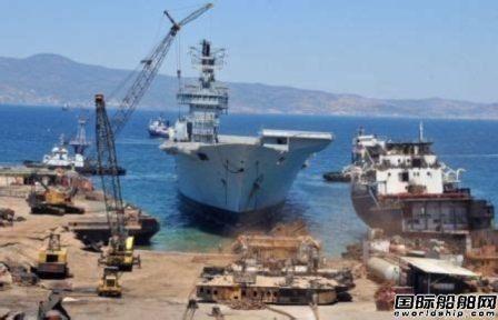 6家拆船厂获批首次上榜欧盟拆船厂名单