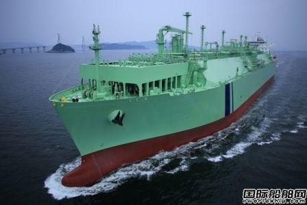 18亿美元~商船三井获印尼天然气发电项目FSRU合同
