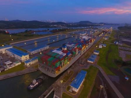 5000艘!巴拿马运河又创下新纪录