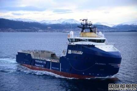 """船东计划为""""Stril Barents""""号海工船增加电池动力"""