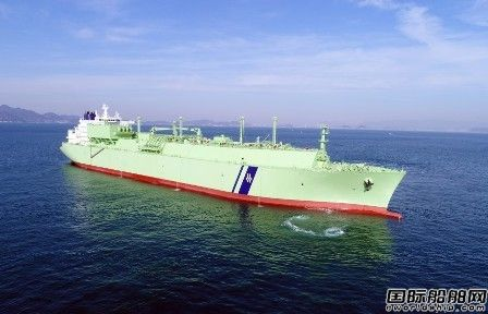 BW LNG确认大宇造船2艘LNG船订单