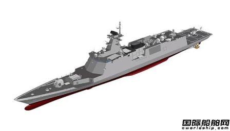 现代重工接获2艘护卫舰订单提前完成全年接单目标