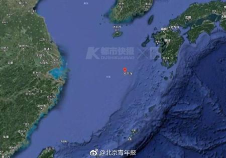 浙江渔民东海发现无人豪华游轮 船内细节曝光
