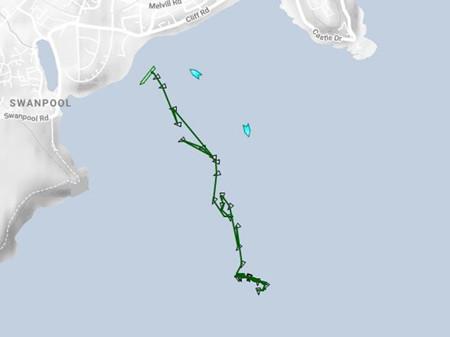 一艘俄罗斯货船在英国西南部海岸搁浅