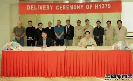 中国第一!外高桥全年交付418万载重吨