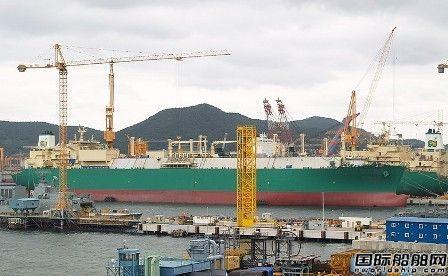 LNG船订单大增,韩国船企有望完成接单目标
