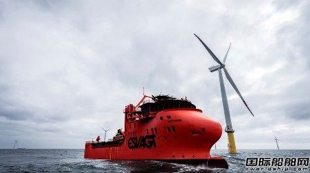 Havyard再获一艘风电场服务船订单