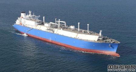 大宇造船获本月第5艘LNG船订单