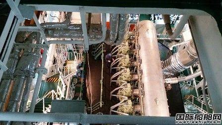 Oldendorff订购设备监测船舶燃料消耗