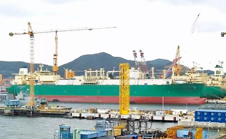 年终大作战!韩国船企冲刺年度接单目标