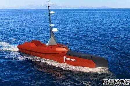两家欧洲公司联手开发无人勘测船