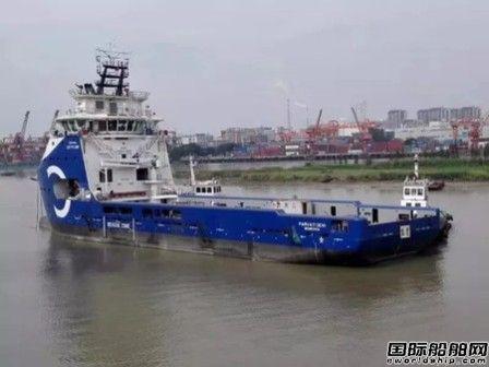 广东中远海运重工UT771WP系列PSV全部完工