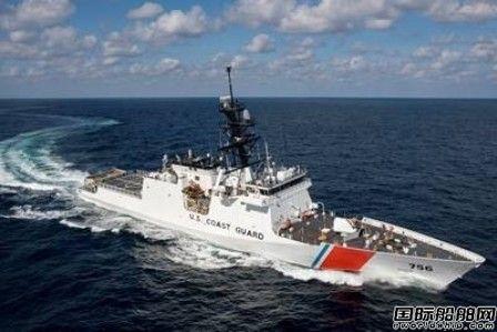 HII接获美国海岸警卫队2艘9亿美元巡逻艇订单