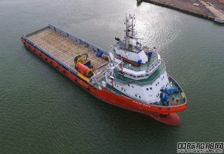 Seacor Marine收购巴西UP Offshore