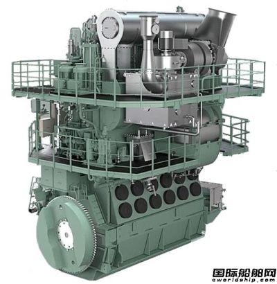 J-ENG首次接获低压EGR二冲程柴油机订单