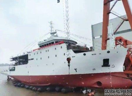 大津重工同日实现两船下水节点