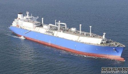 大宇造船获本月第6艘LNG船订单