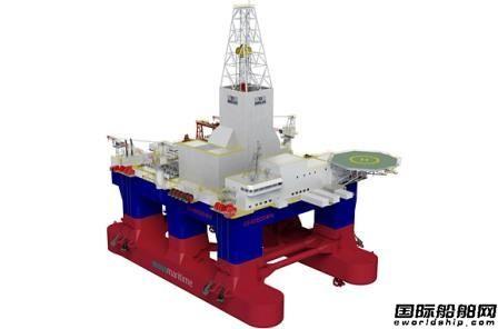 罗罗获两座钻井平台系泊设备合同