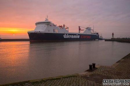 丹麦船东WECO为旗下滚装船安装洗涤器