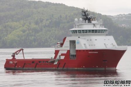 Solstad Offshore一艘AHTS获埃尼合同延期