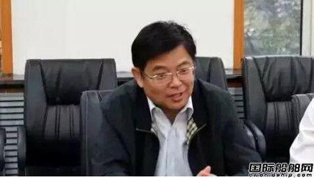 中船重工集团原总经理孙波被正式批捕