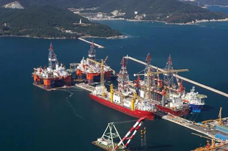 韩国船企吸取海工巨亏教训推动韩标国际化