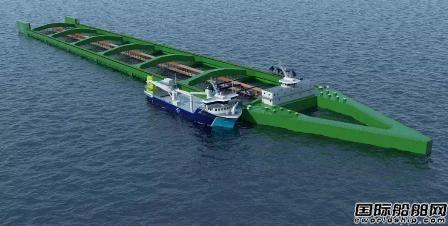 现代重工研究挪威Havfarm技术进军远海养殖领域