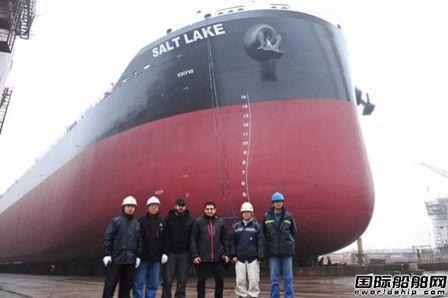 扬子江船业完成三大节点迎来新年开门红