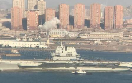 国产航母完成第四次海试任务