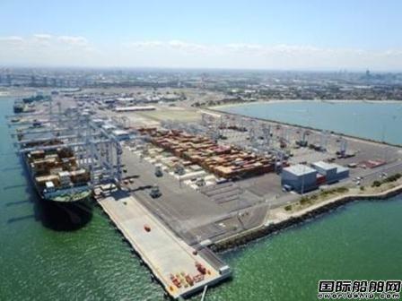 Kalmar助力澳大利亚首个全自动化集装箱码头自动化