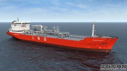 小型LNG船将成市场新热点