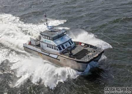 Reygar公司助Seacat船队实现数字化监测