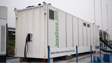 达门压载水系统成为西班牙港口服务示范项目