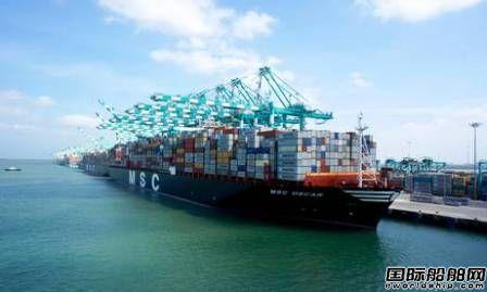 2019年全球超大型集装箱船将迎来交付潮