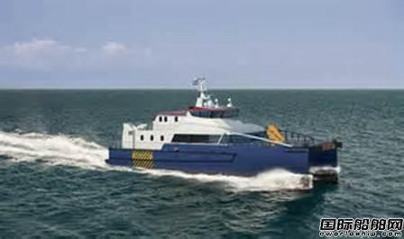 达门集团推出最新型快速人员运输船