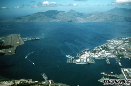 中国船企欲接手韩进苏比克船厂