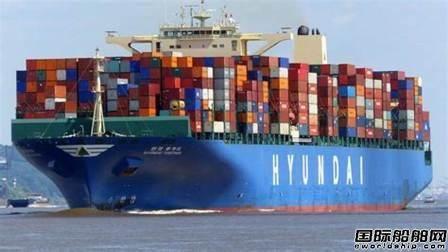 现代商船:2020年将是实现飞跃的一年
