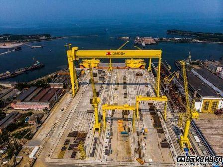 红星造船厂将获14艘冰级LNG船大单
