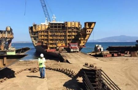 赫伯罗特:船舶拆解透明度非常重要