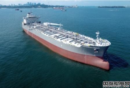 现代尾浦造船再获4艘MR型成品油船订单