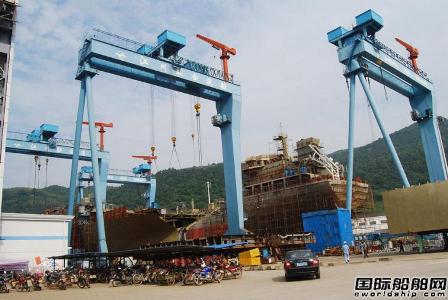 江州造船2艘撤单船找到买家