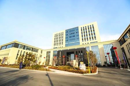 海德威集团新办公楼正式启用