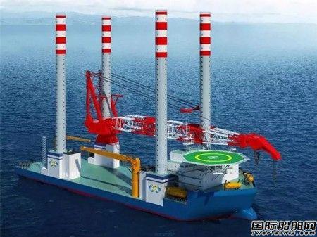 衡拓船舶获国内最大升降系统订单