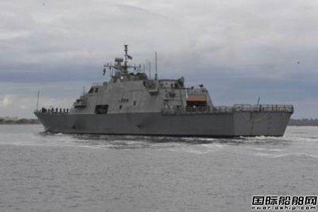 芬坎蒂尼获美国海军滨海战斗舰订单