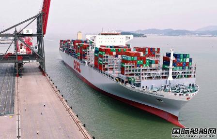 东方海外回应称目前不打算订造新船